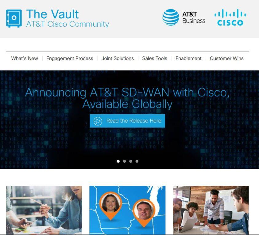 AT&T Cisco Vault