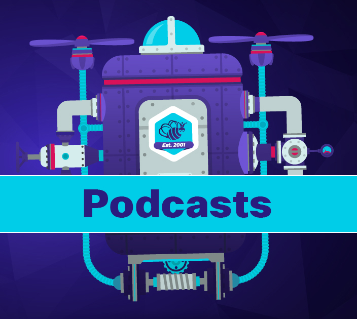 Our Favorite Projects of the Past 20 Years: Podcasts