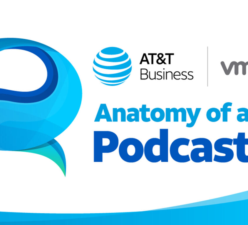 VMware and AT&T: Podcasts about Estee Lauder, American Airlines, Kendra Scott wins